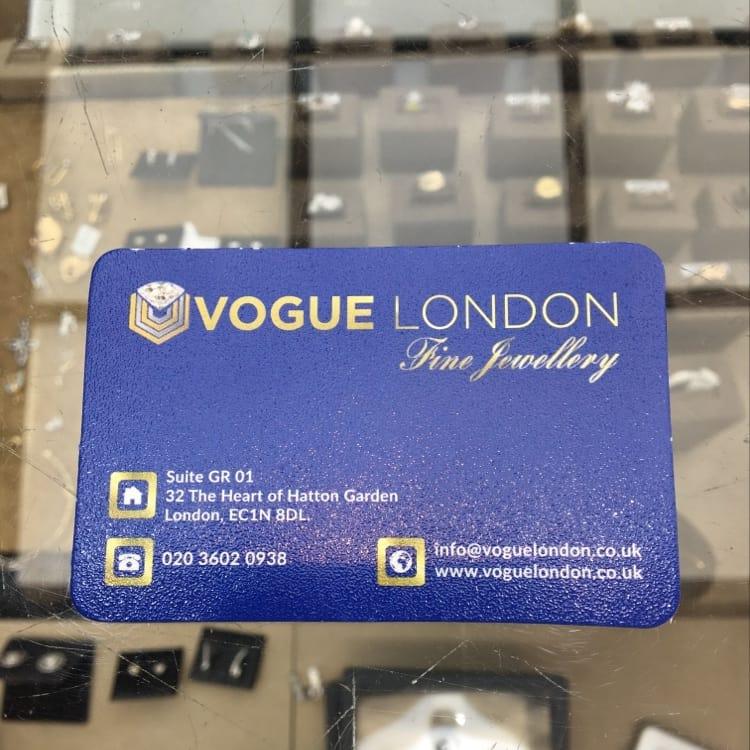 Vogue London Jewellery