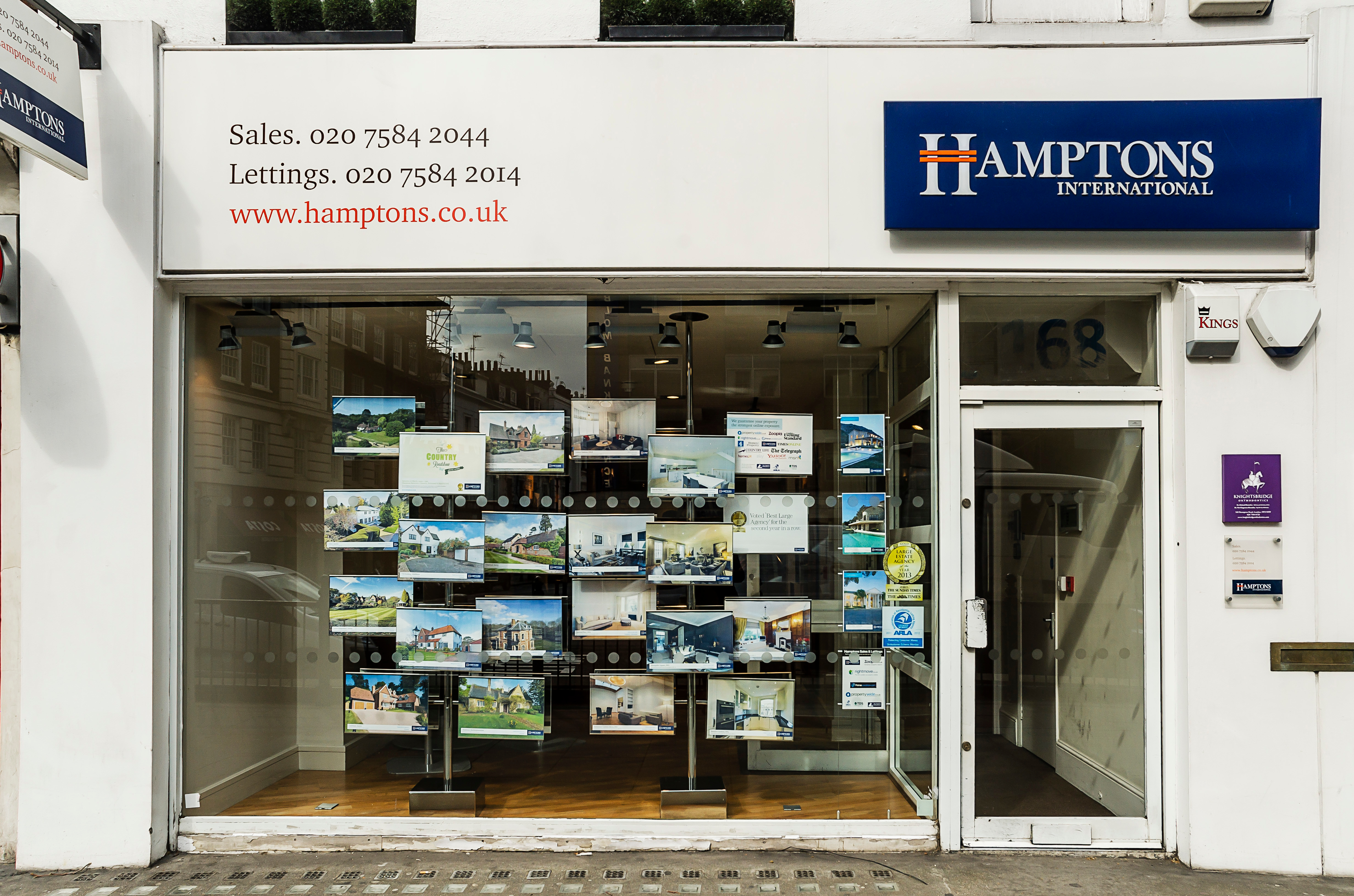 Hamptons International Estate Agents Knightsbridge