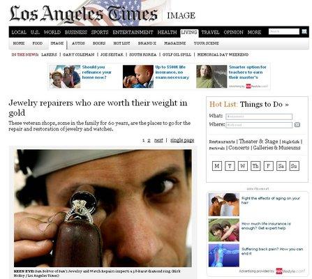 Sam's Jewelry & Watch Repairs image 33
