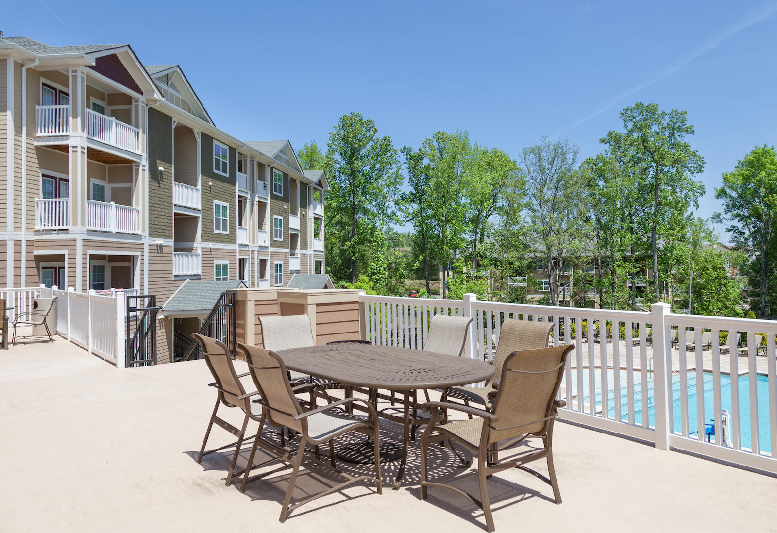 Phillips Mallard Creek Apartments image 0