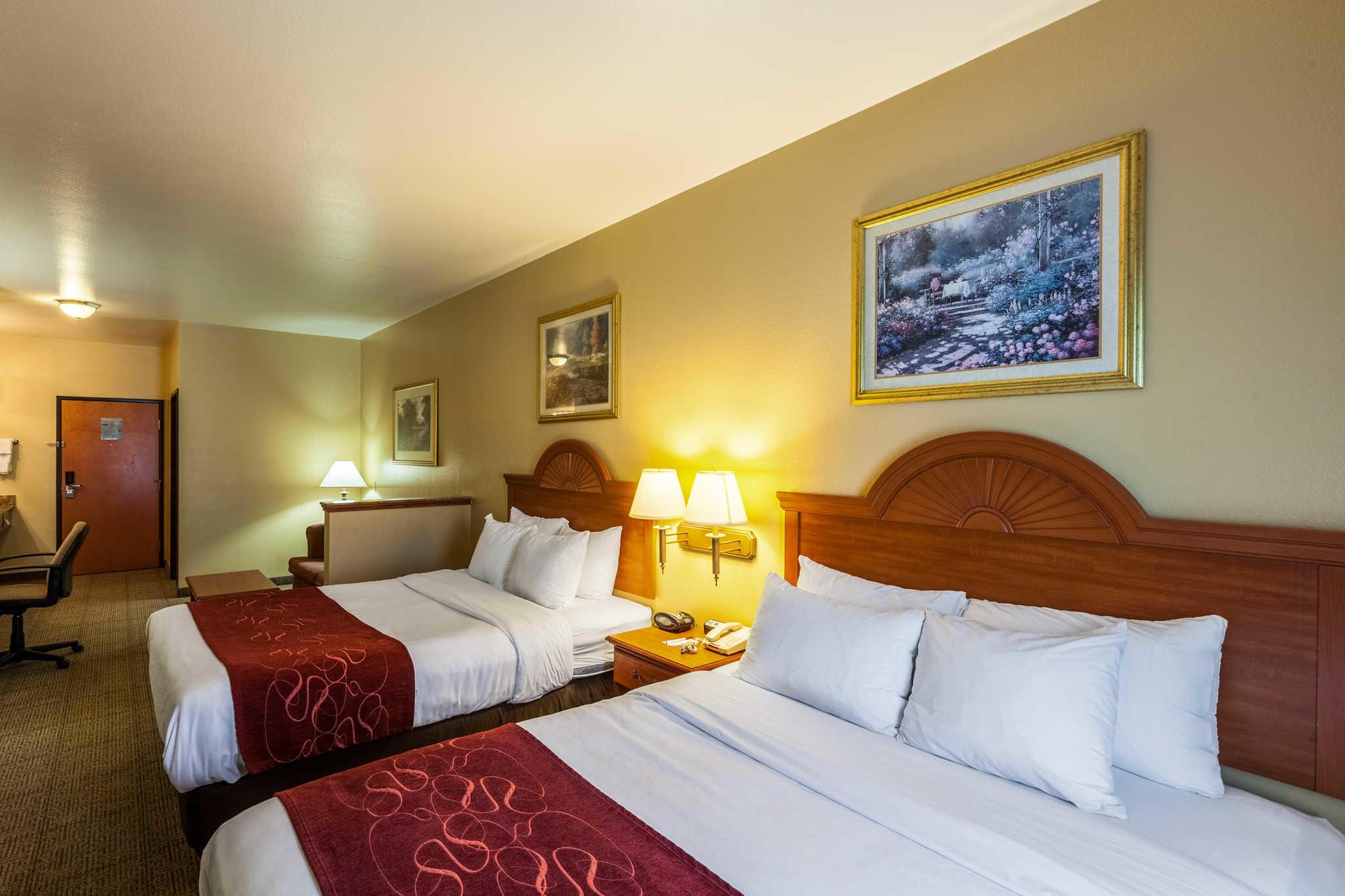 Comfort Suites Mesquite image 26