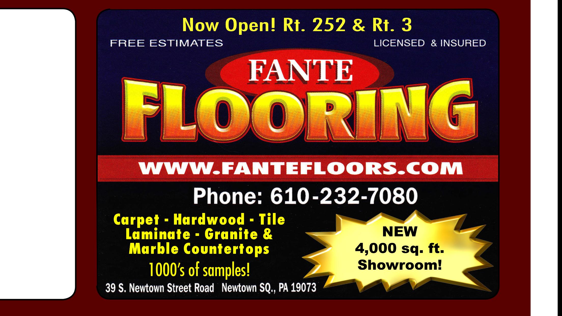 Fante Flooring & Window Treatments image 2