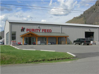 Purity Feed Farm & Garden Centre in Kamloops