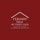 Ceramic Tile by Tony Cain