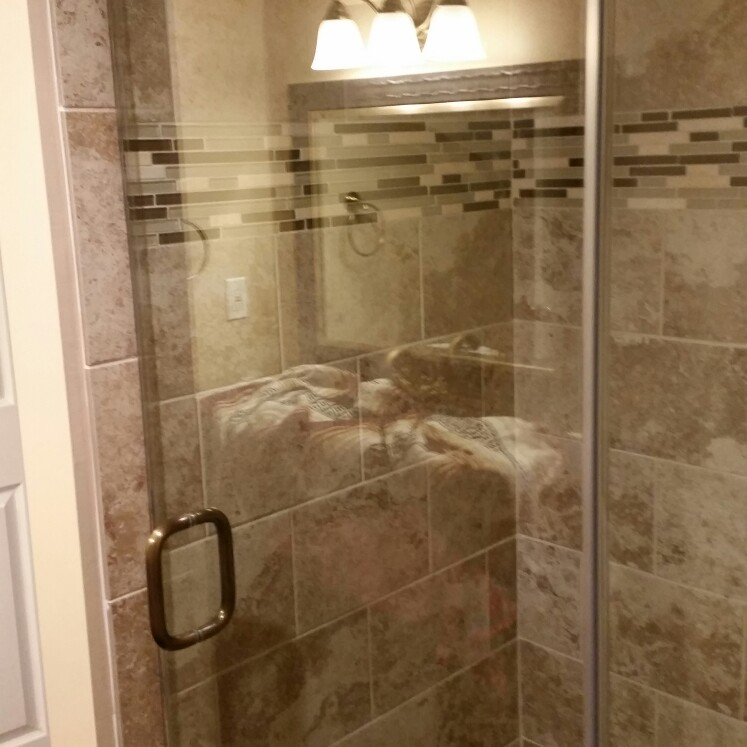 Modern glass and shower doors inc coupons near me in for Glass shower doors near me