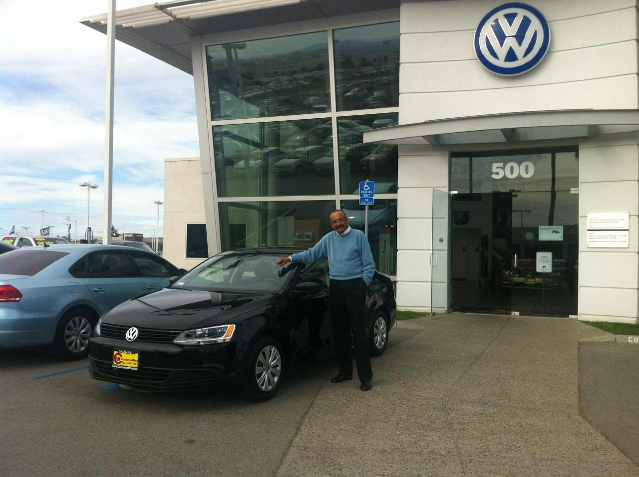 Cardinale Volkswagen Salinas Ca Auto Dealers