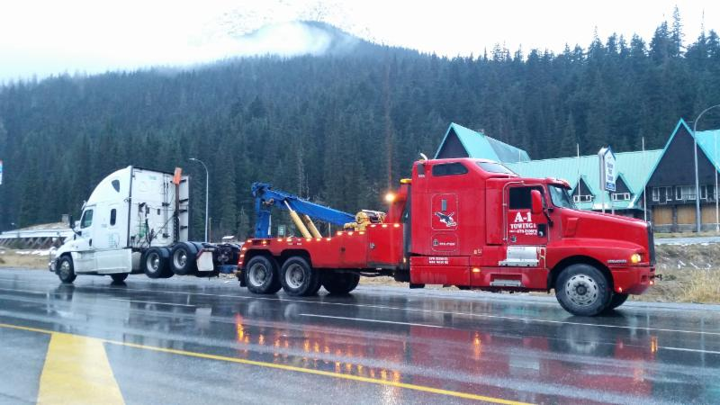 A-1 Towing Inc
