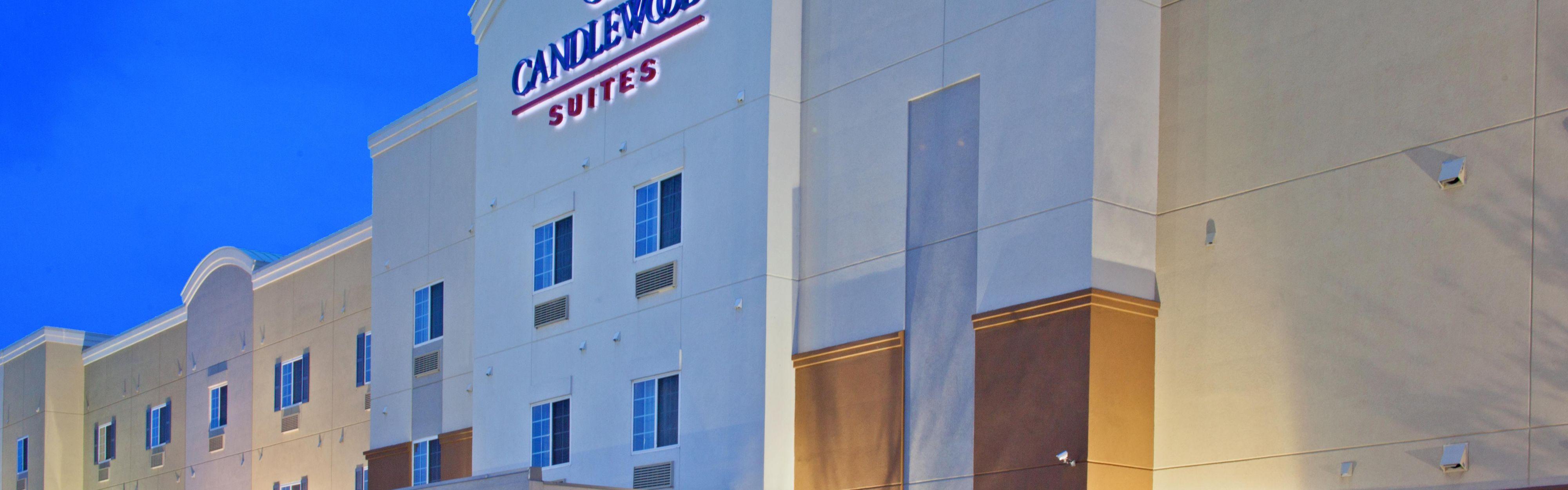 Candlewood Suites Houston Iah / Beltway 8 image 0