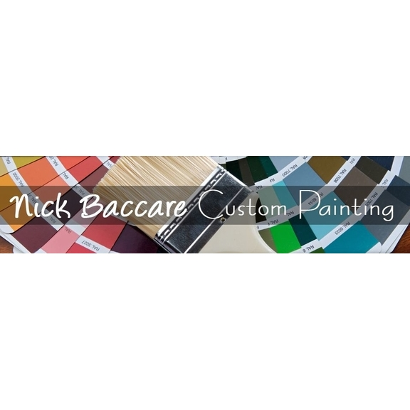 Nick Baccare Custom Painting