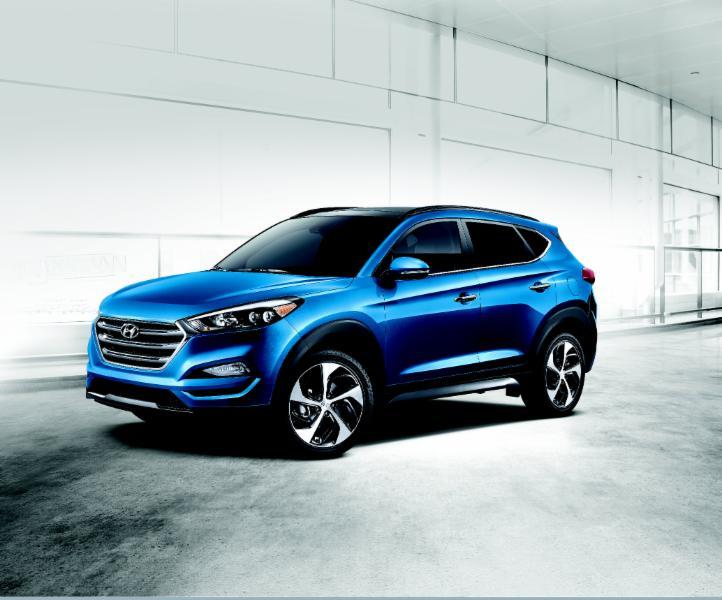 Hyundai Beauce à Saint-Georges: Tucson