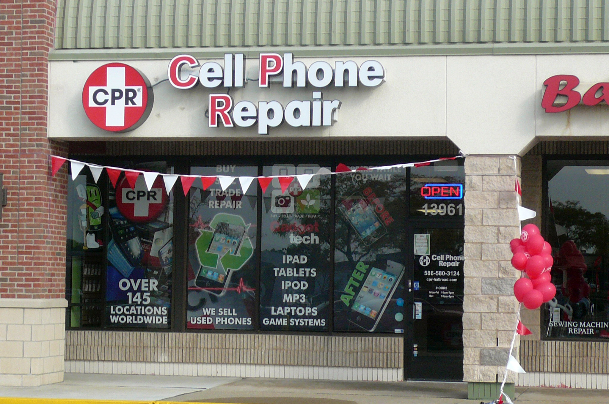 CPR Cell Phone Repair Shelby Township image 0