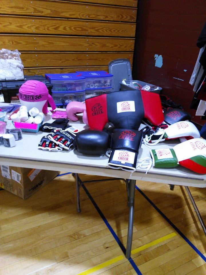 Chin Check Boxing Equipment And Apparel, LLC image 11