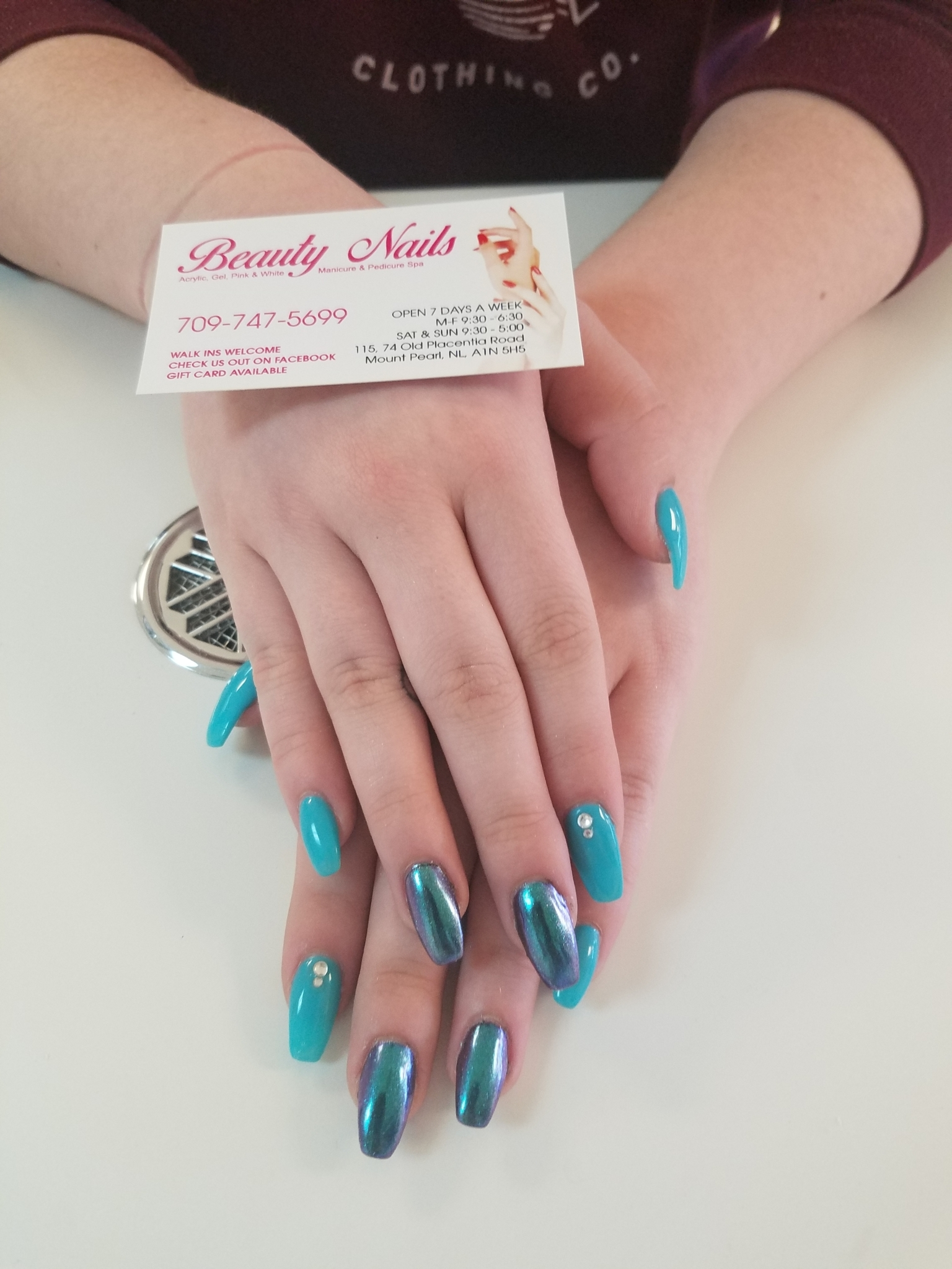 Beauty Nails in Mount Pearl