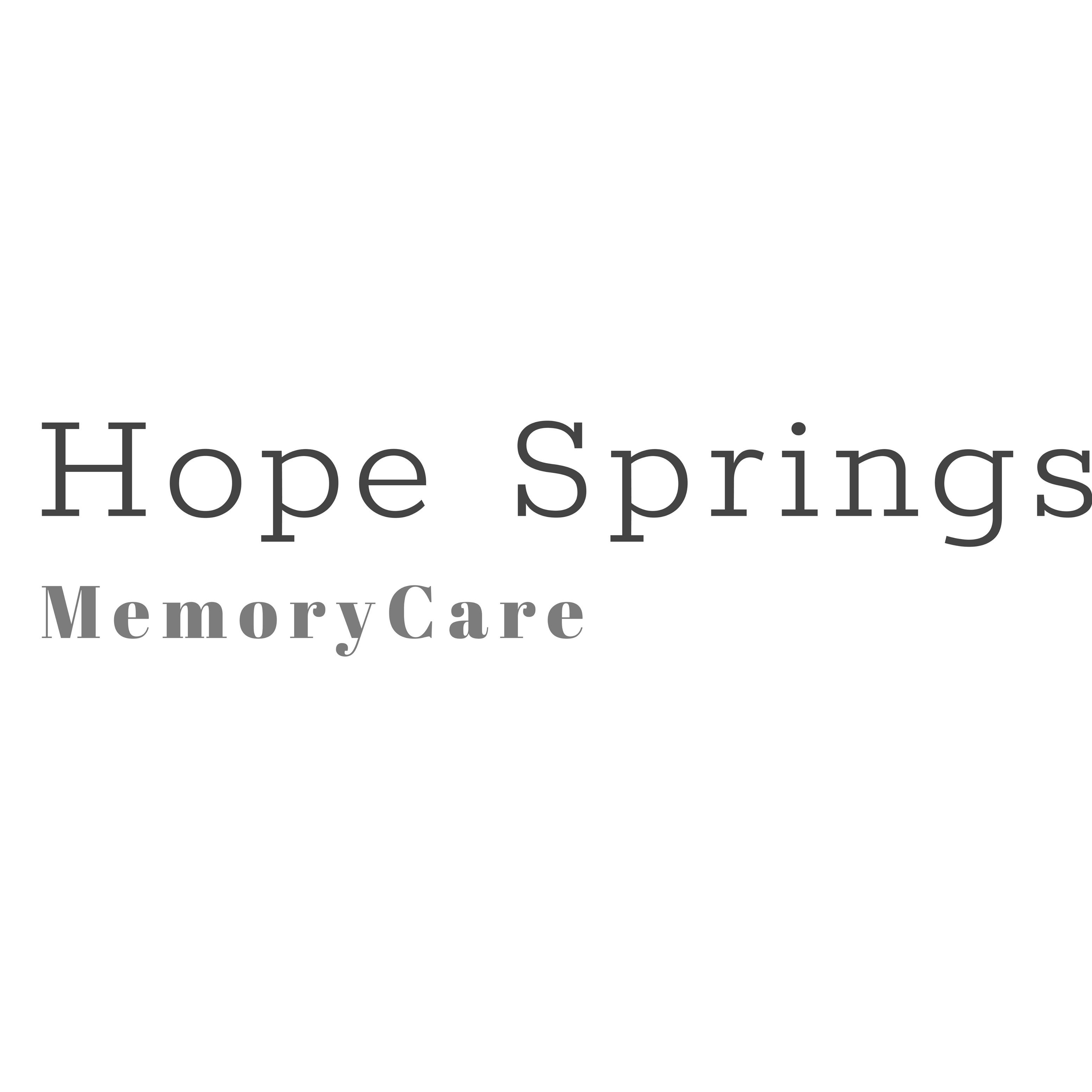 Hope Springs Memory Care image 3