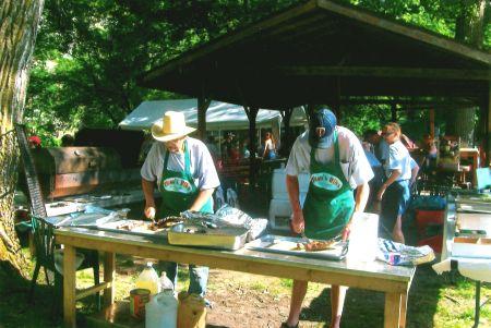 Chimney Rock Canoe Rental & Campground image 9