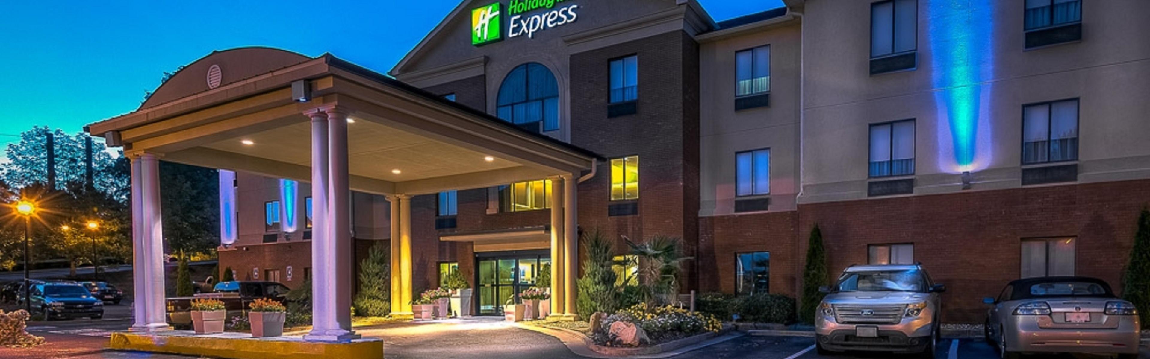 Holiday Inn Express Suites Canton Hotel Canton Ga 30114