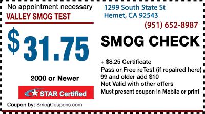 Valley Smog Test image 0