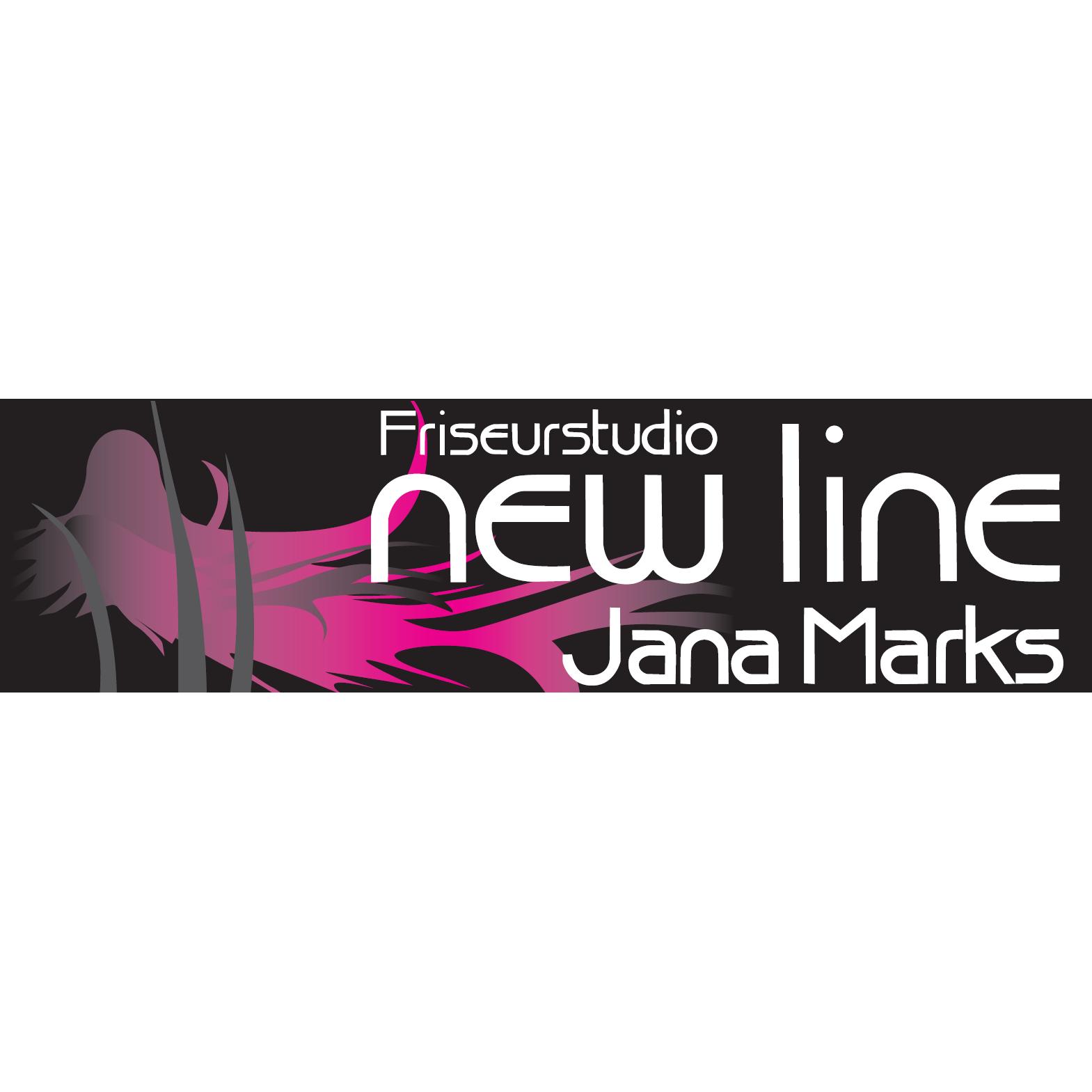 Logo von Friseurstudio new line Jana Marks