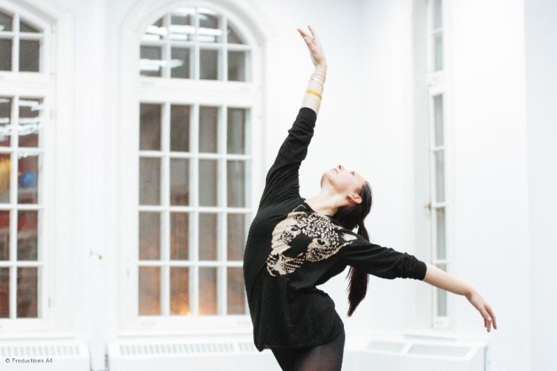 L'École de danse de Québec à Québec