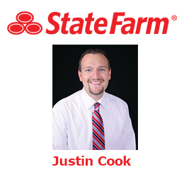 Justin Cook - State Farm Insurance Agent