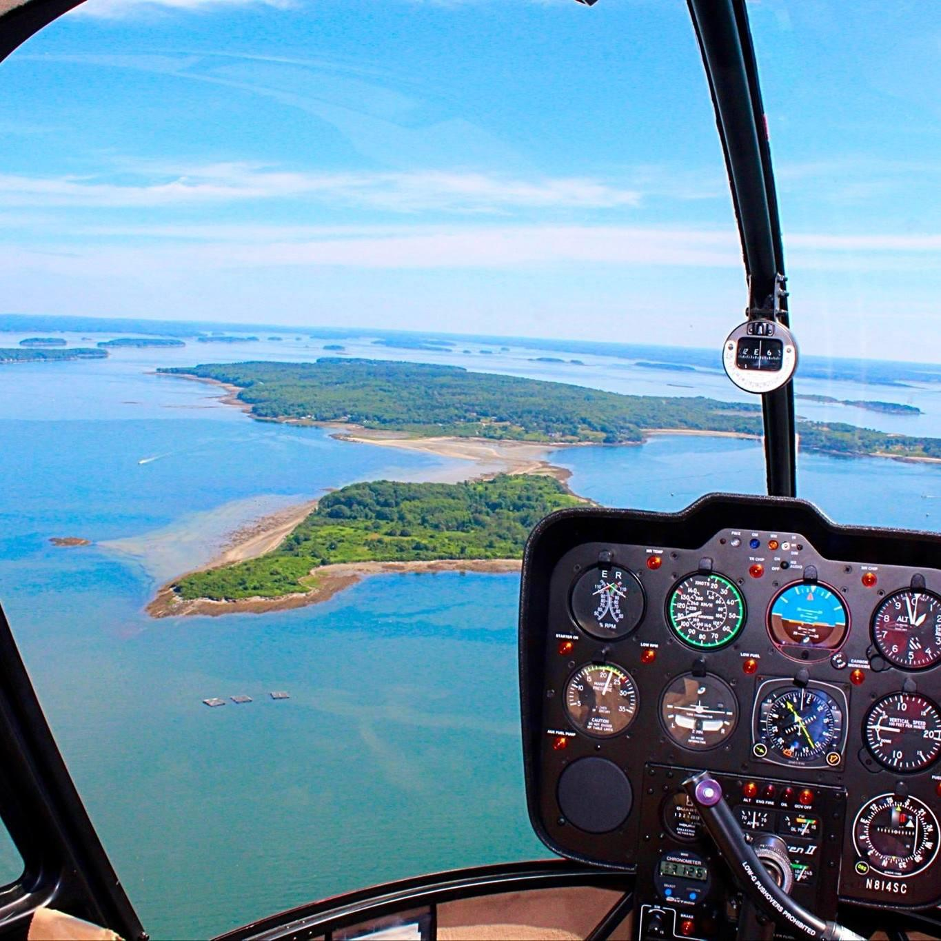 Maine Helicopter Tours