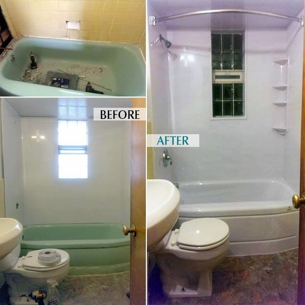 Bath fitter stoneham ma business directory for Bathroom refitters