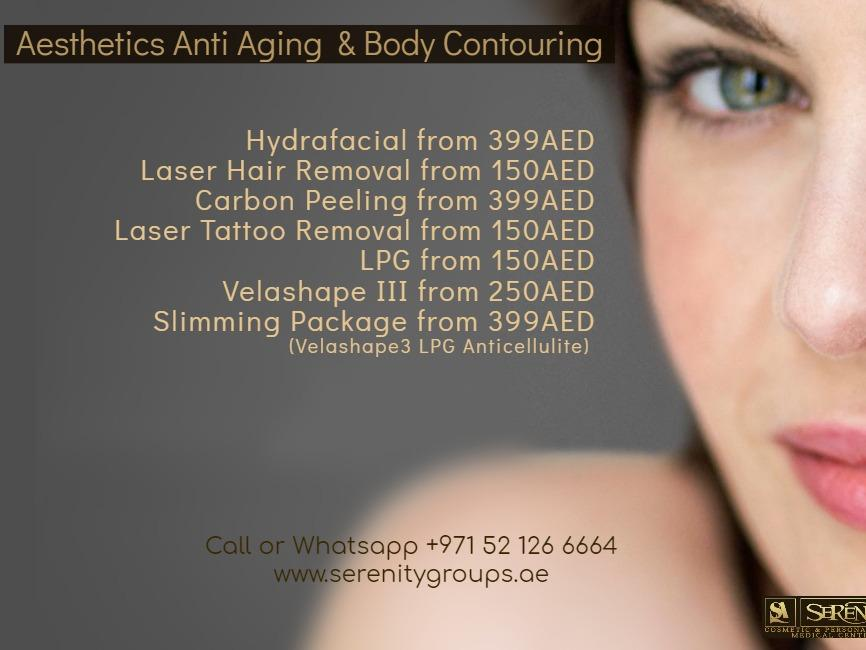 Serenity Cosmetics and Personal Care & Medical Center