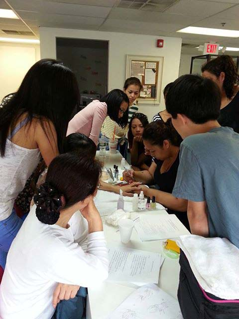 Blessing Channels Nail Academy image 3