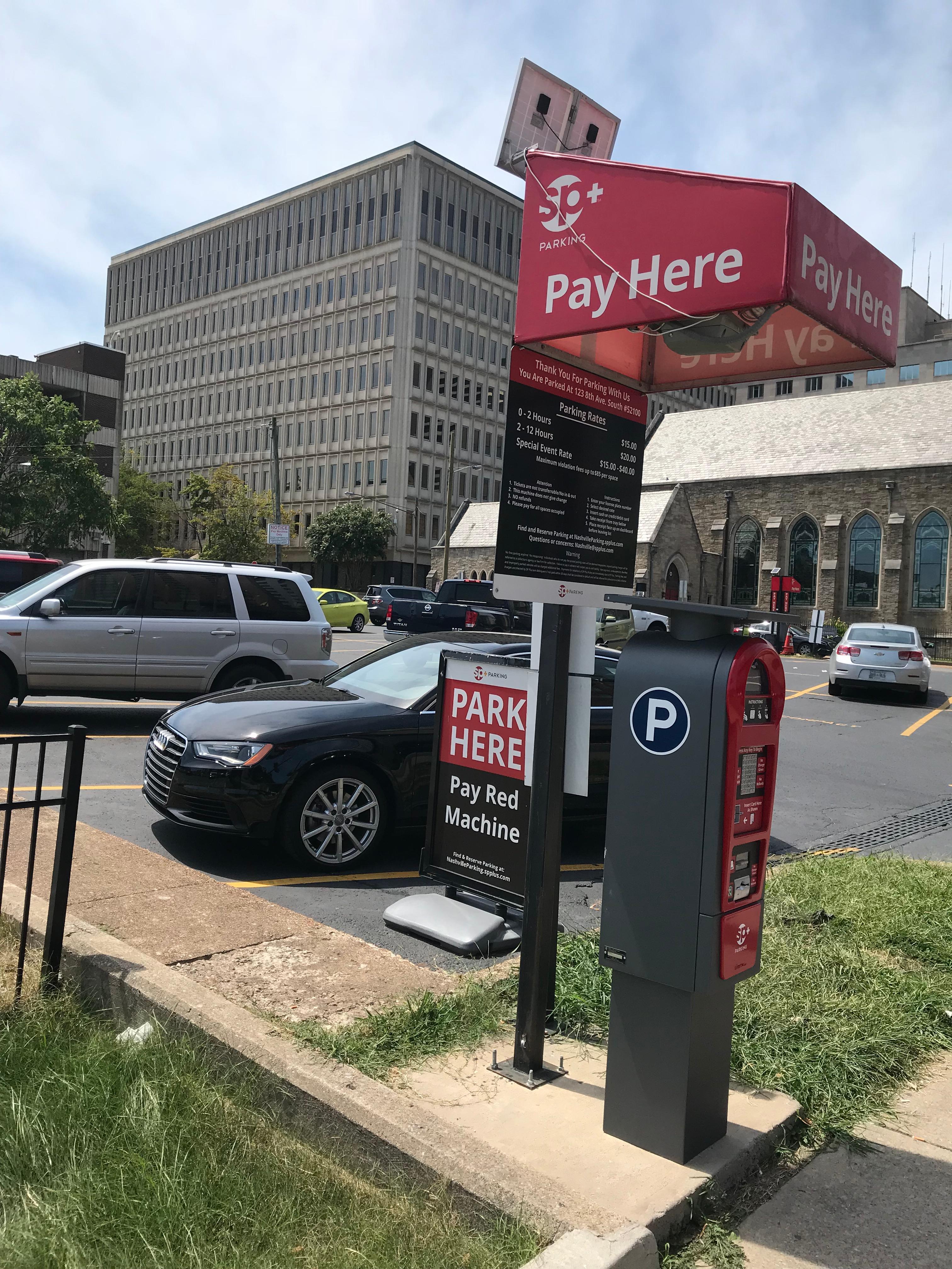 SP+ Parking image 3