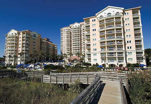 Marriott Ocean Watch Myrtle Beach Sc Rentals