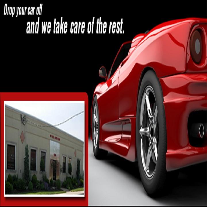Hi Tech Auto Body image 0