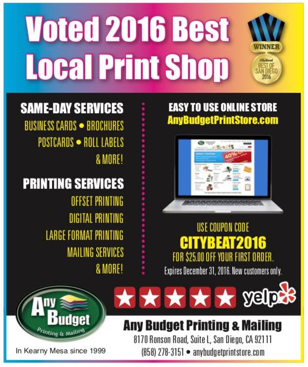 Any Budget Printing & Mailing image 1