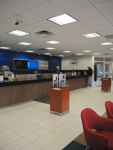 Capital One Bank - Closed image 1