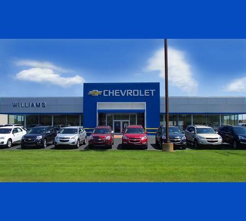 Williams chevrolet honda car dealership in traverse city for Honda dealer michigan