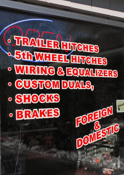 Knowles Exhaust Specialties Ltd in Kamloops
