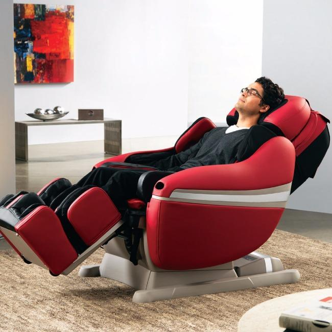 Relax The Back in Victoria: DreamWave Massage Chair by Inada