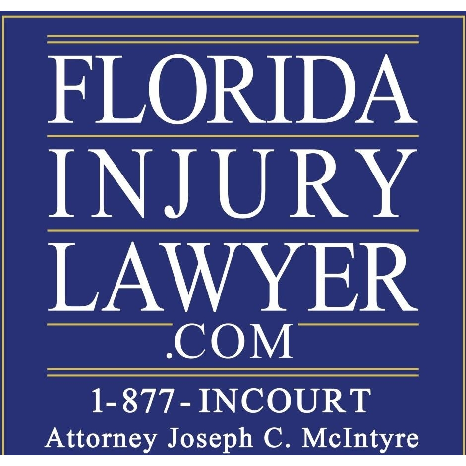 Injury Law Offices of Joseph C. McIntyre - ad image