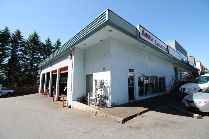 Austin Automotive in Coquitlam