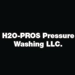 H2O-PROS Pressure Washing LLC.