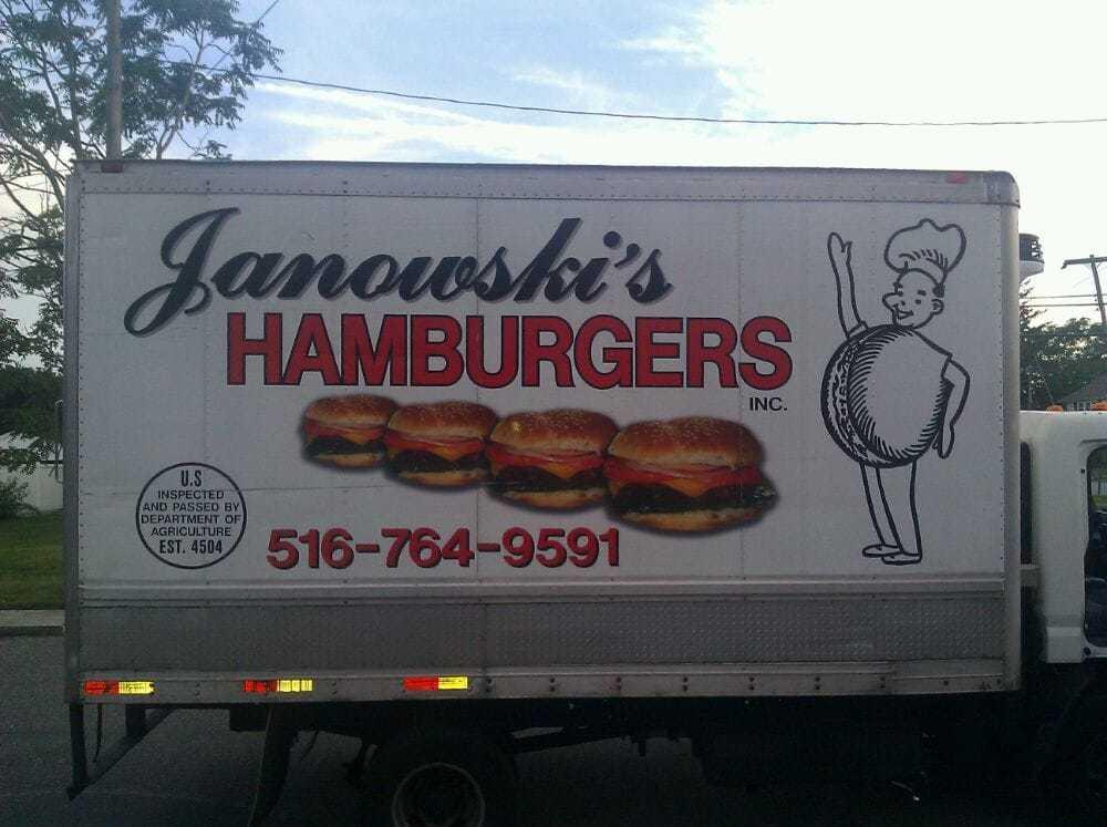 Janowski's Hamburgers Inc image 0