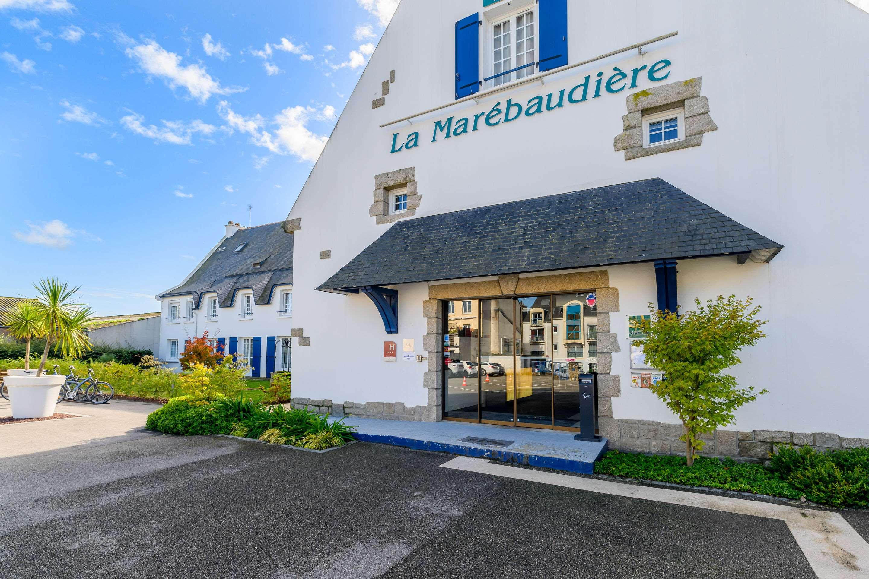 Quality Hotel La Marébaudière-Vannes