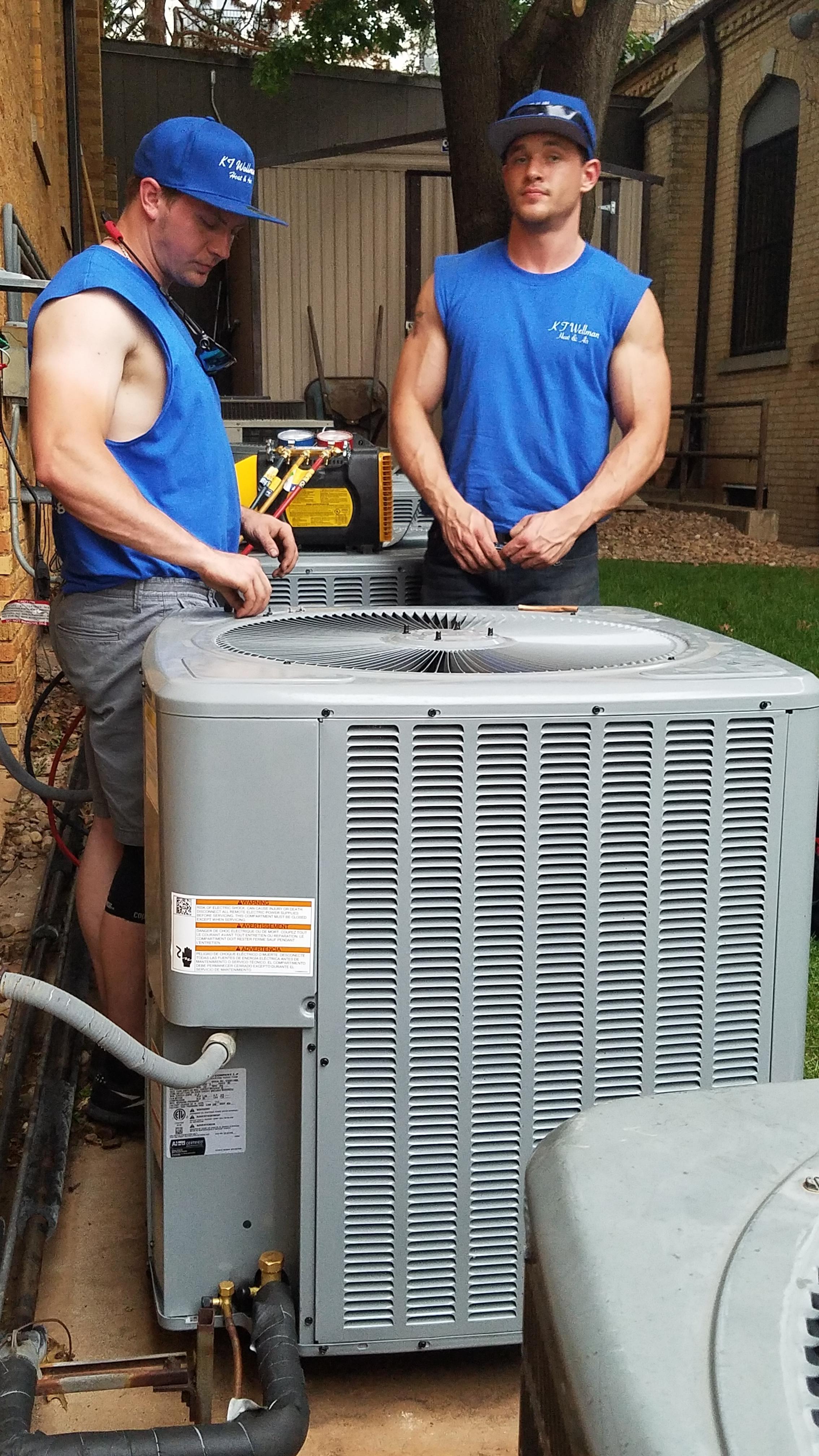 KT Wellman Heat and Air, LLC image 4