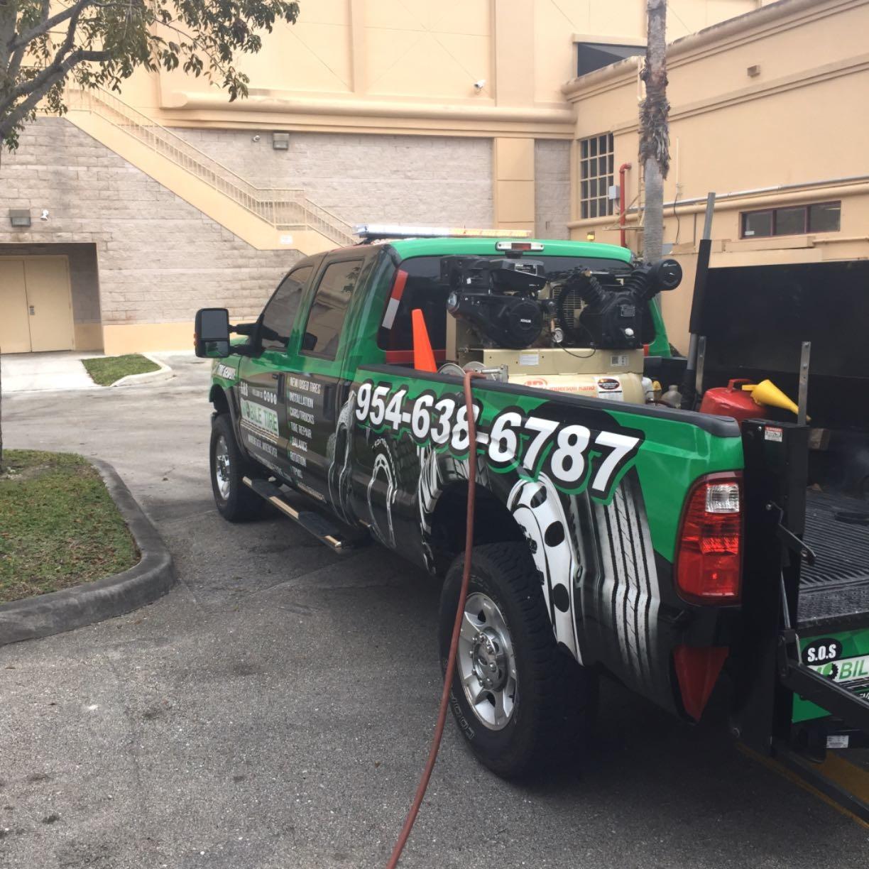 S.O.S Mobile Tire Repair image 2