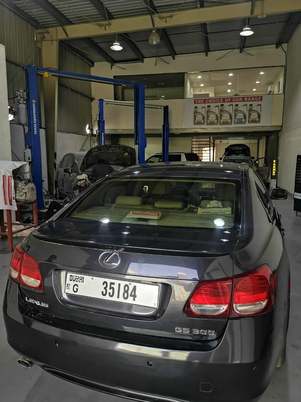 New Expert Excellent Auto Repairing - Dubai