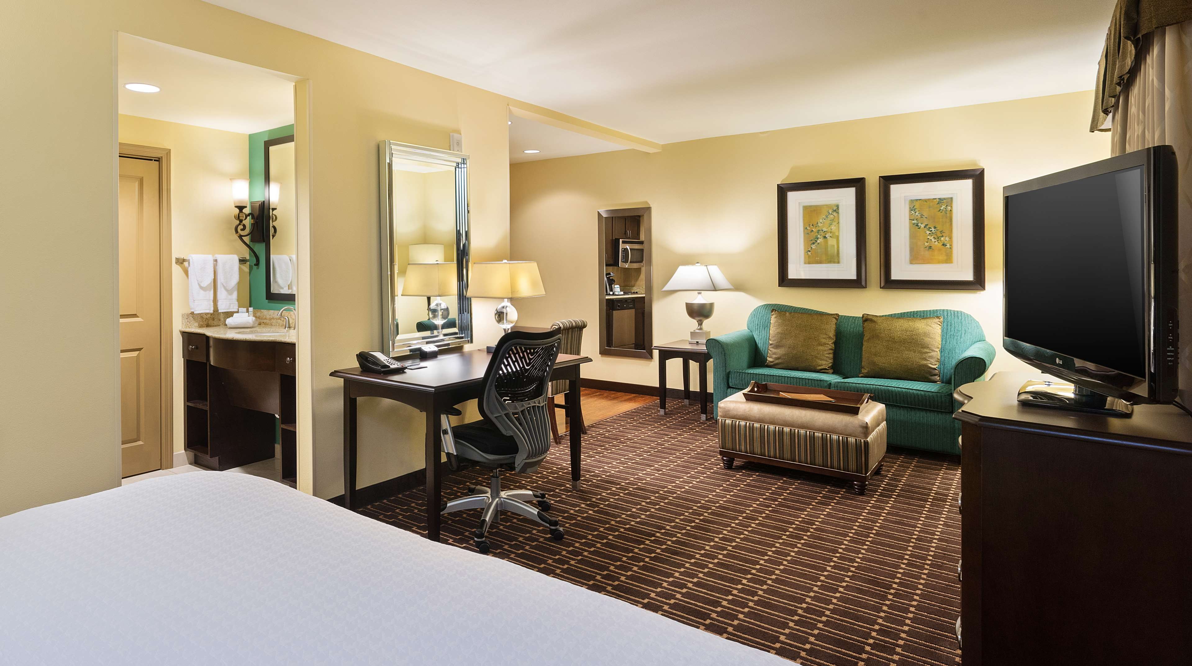 Homewood Suites by Hilton Shreveport / Bossier City, LA at 2015 Old ...