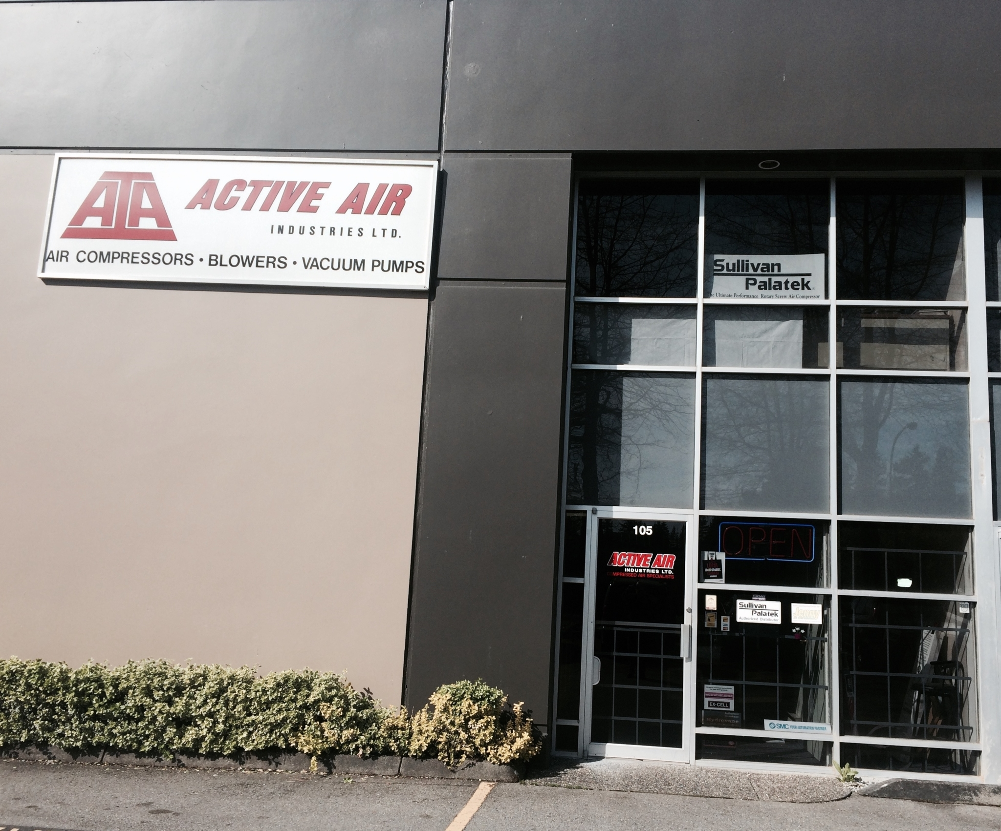 Active Air Industries Ltd in Langley