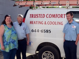 Trusted Comfort Heating & Cooling image 0