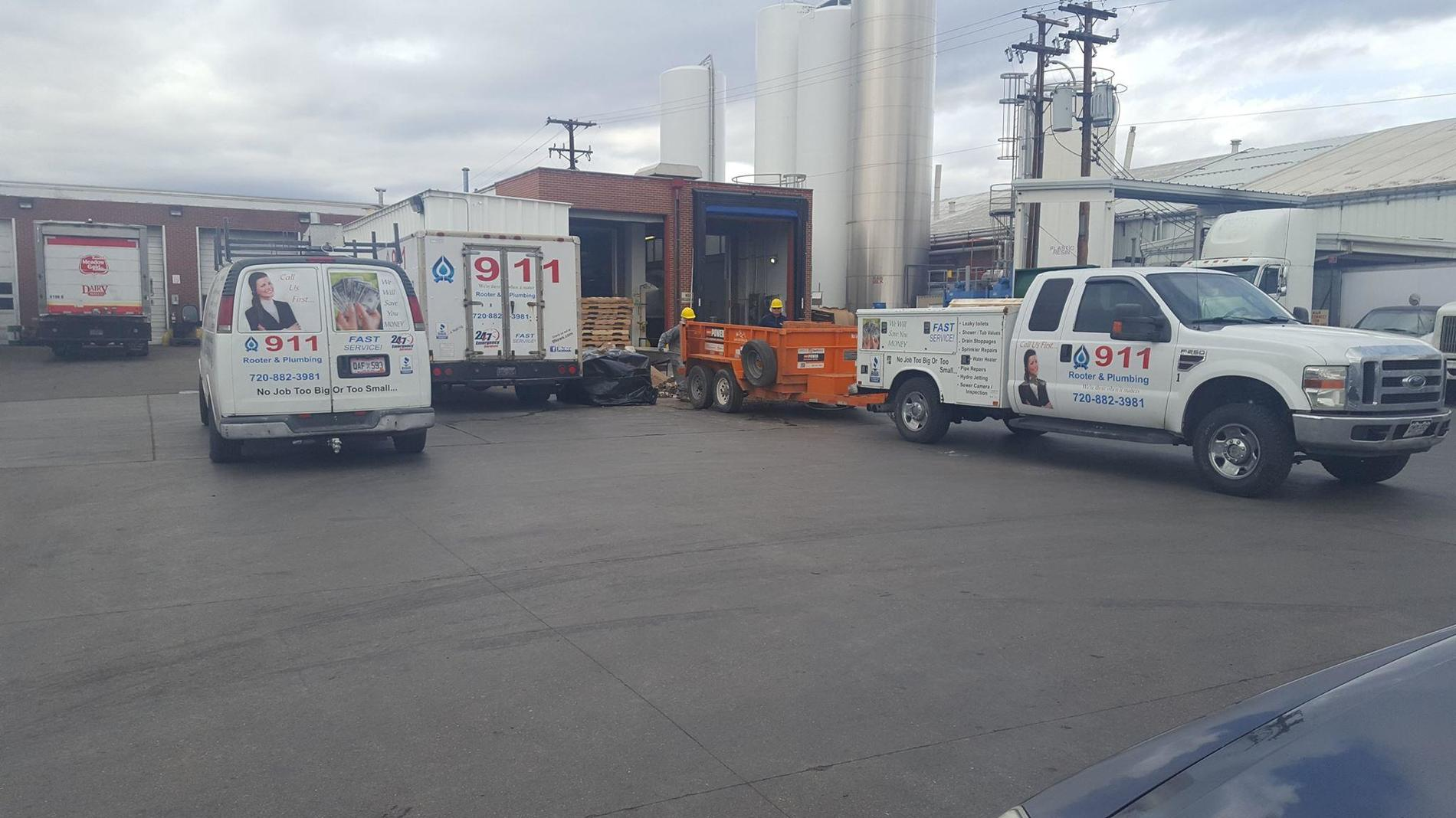 911 Rooter and Plumbing - Commerce City image 1