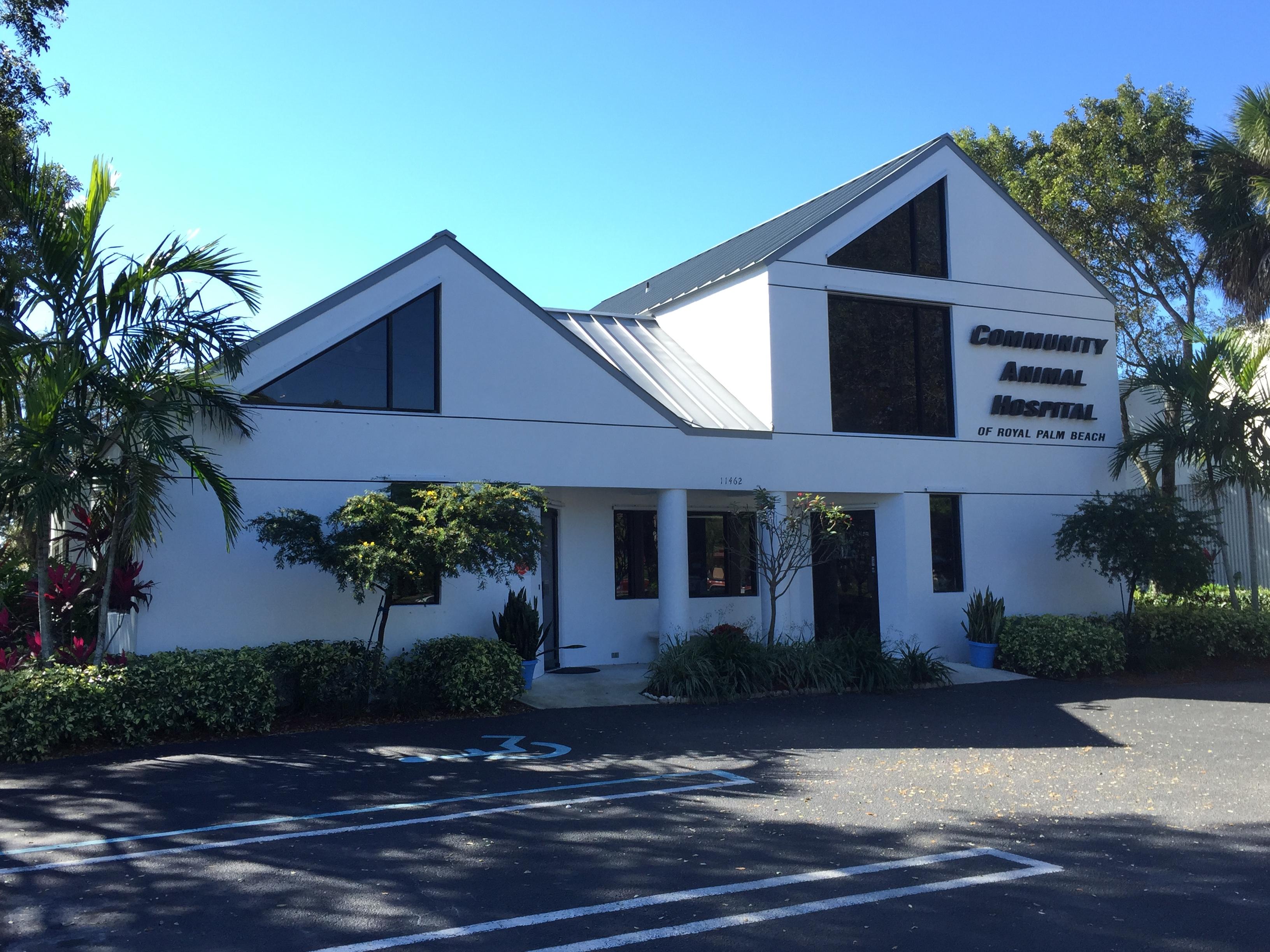 Community Animal Hospital of Royal Palm Beach image 0