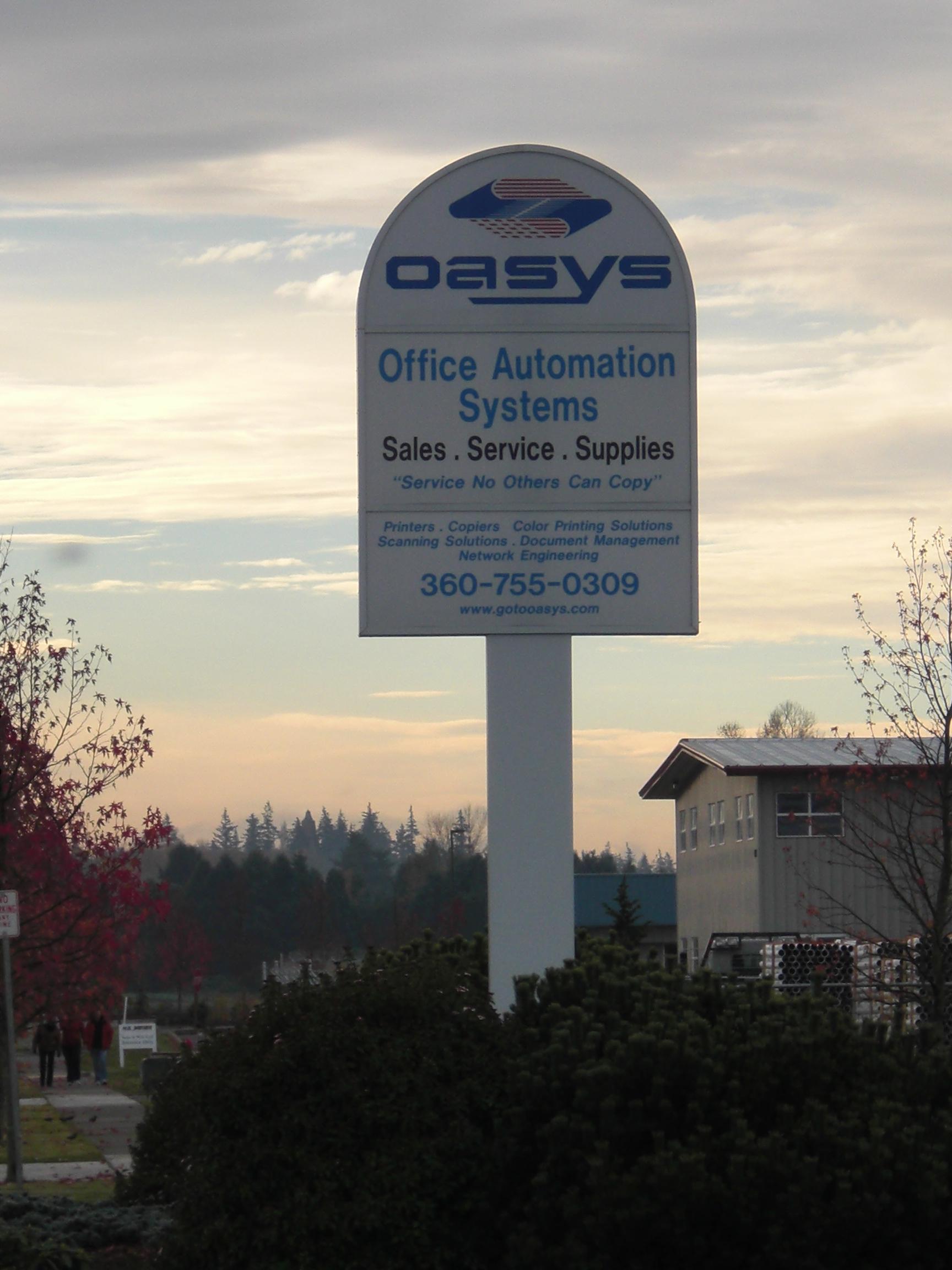 Oasys Inc